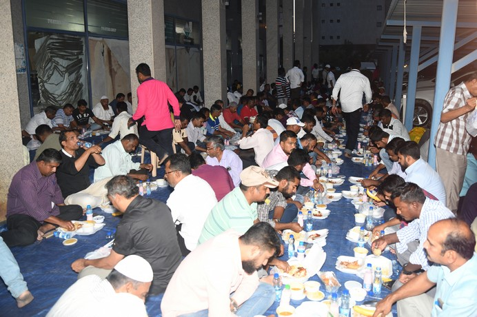 TVS HYDER GROUP IFTAR